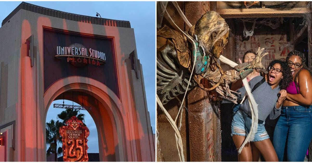 Halloween Horror Nights In Orlando Was Just Canceled For