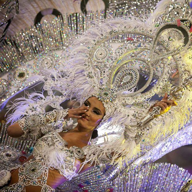 Carnival Season Kicks Off In Europe Carnival Halloween Carnival Carnival Costumes