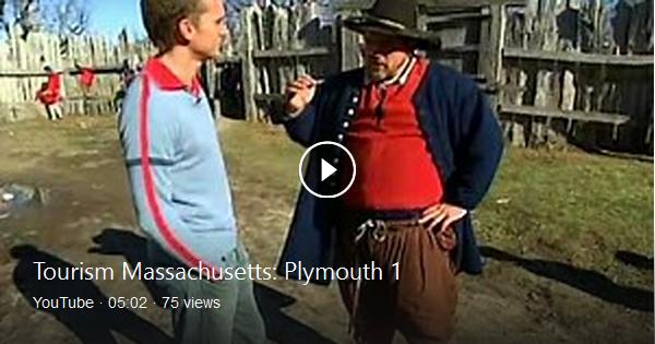 Pin on Plymouth Plantation