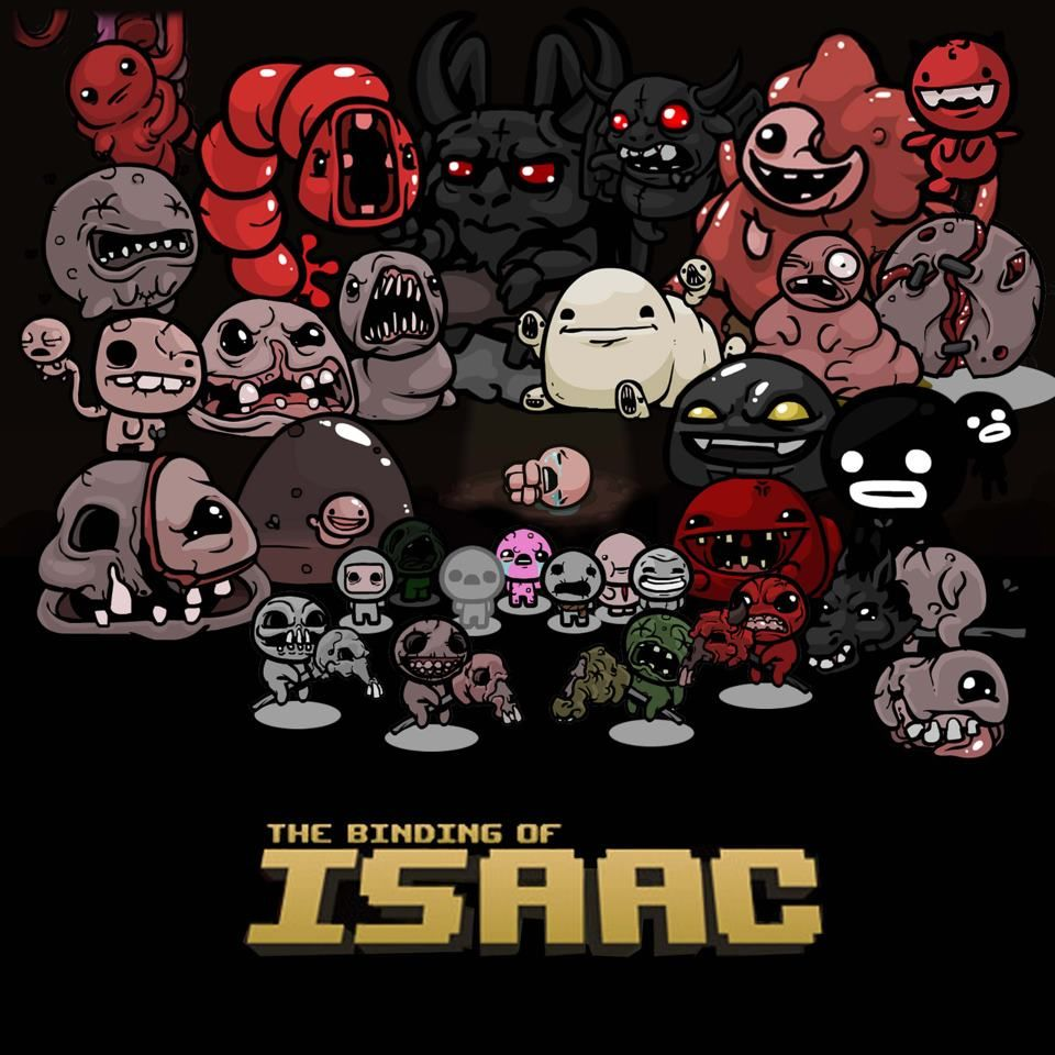The Binding Of Issac