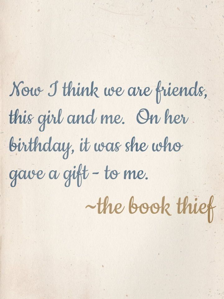 This Segment From The Book Thief Is From The Standover Man A Book Awesome The Book Thief Quotes