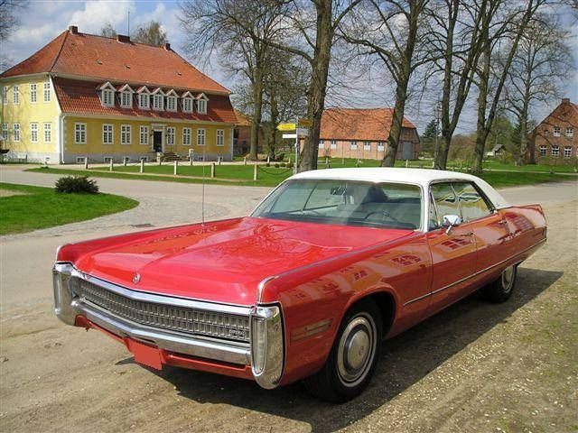 Seventies' Imperial by Chrysler