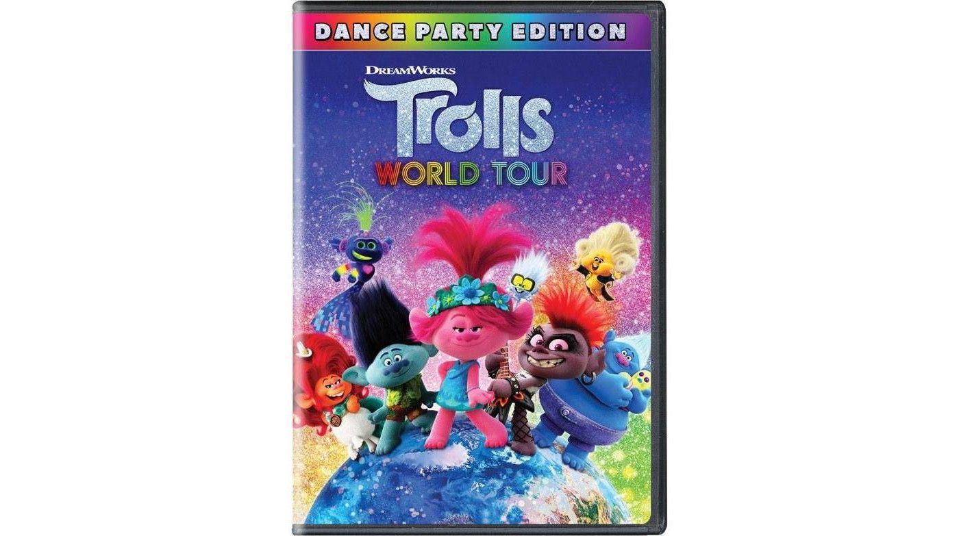 Trolls World Tour Dvd In 2020 Poppy And Branch Movie Genres Dvd ✓ tutte le informazioni che cerchi in un unico sito di fiducia. pinterest