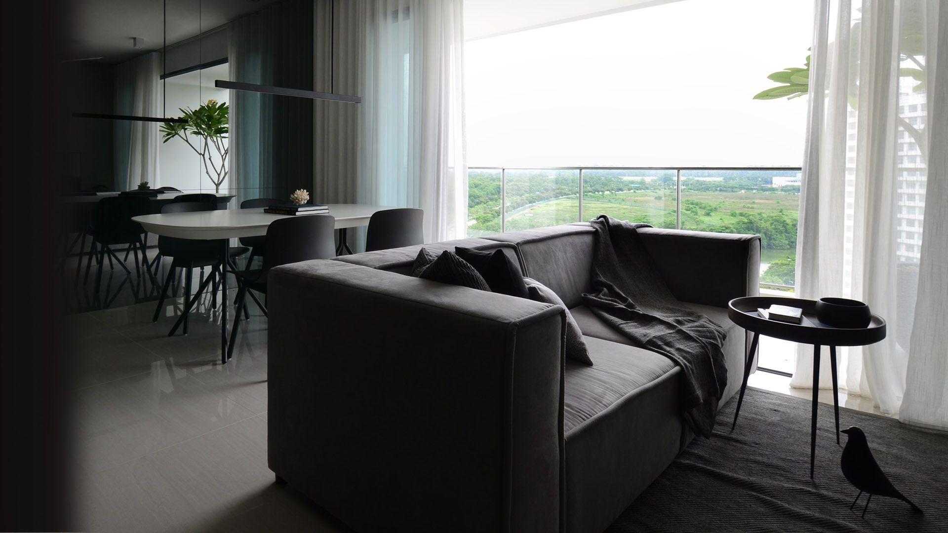 0932 - Singapore Architectural And Interior Design