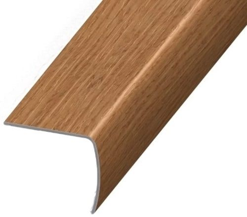 Best 45X40Mm Wood Effect Stair Nosing For Lvt Laminate Tiles 400 x 300