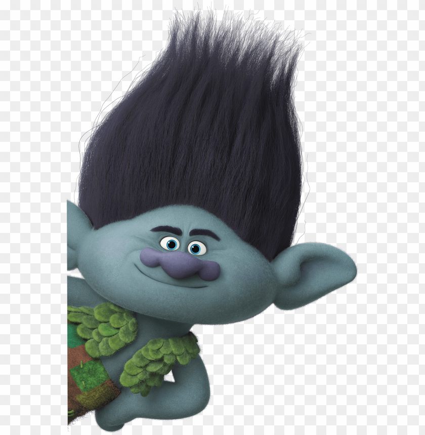 Branch Trolls Characters Png Image With Transparent Background Png Free Png Images Branch Trolls Free Png Png Images
