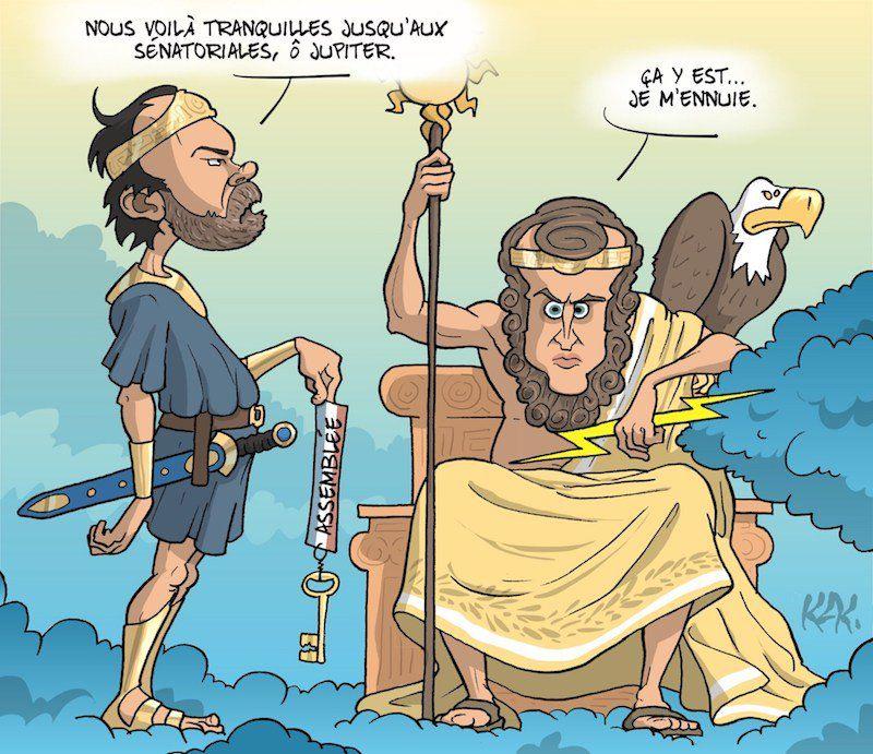 KAK (@MonsieurKak) | Twitter | comics | Humour politique ...