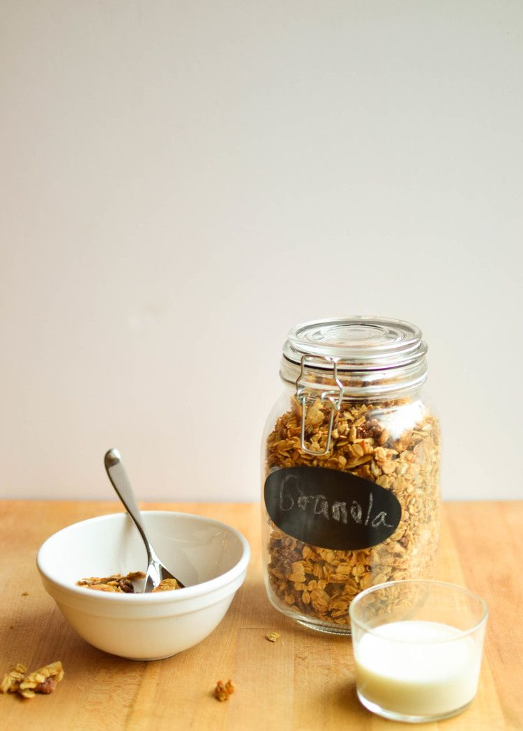 #Maple Pecan #Granola