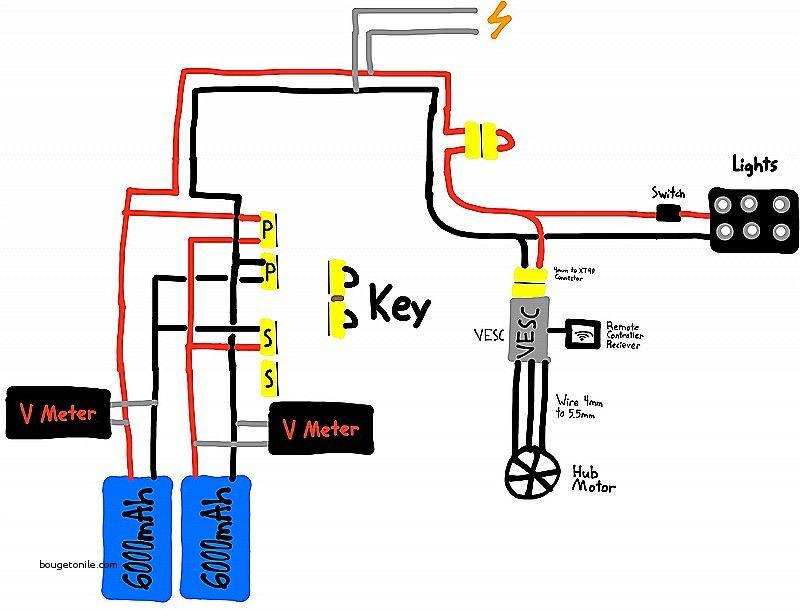 christmas tree light parallel wiring diagram repair