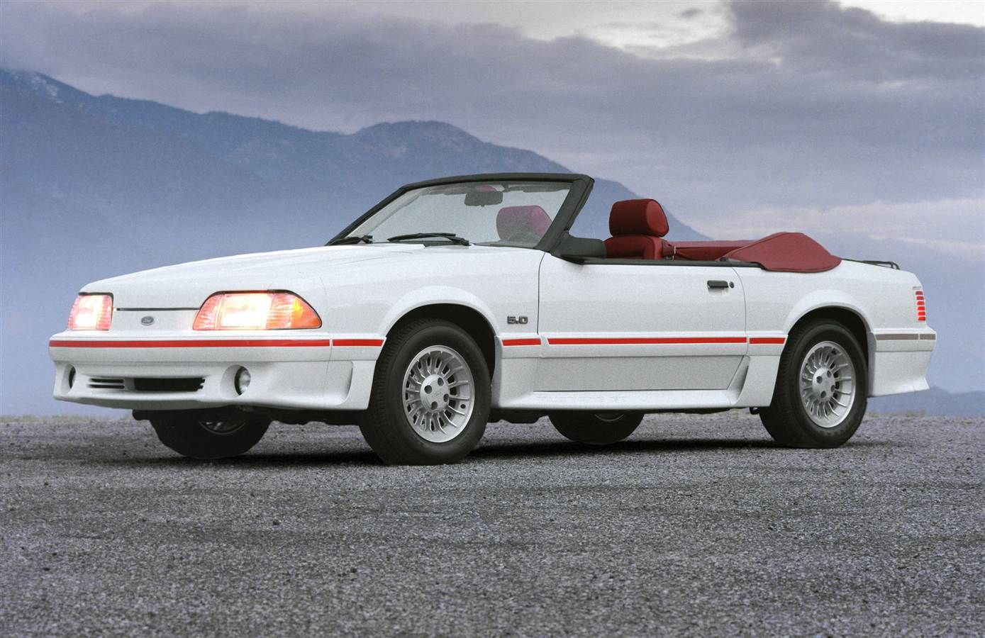 the 80s also saw the return of the mustang convertible. Black Bedroom Furniture Sets. Home Design Ideas