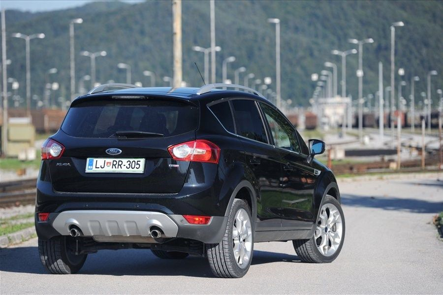 Ford Kuga 2 0 Tdci Avt With Images Ford Kuga Ford