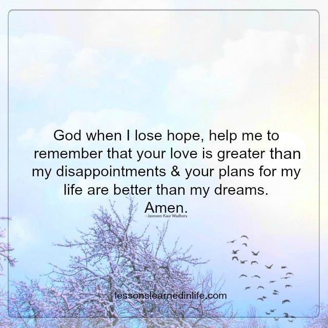Beautiful Prayer With Images Lessons Learned In Life Hope