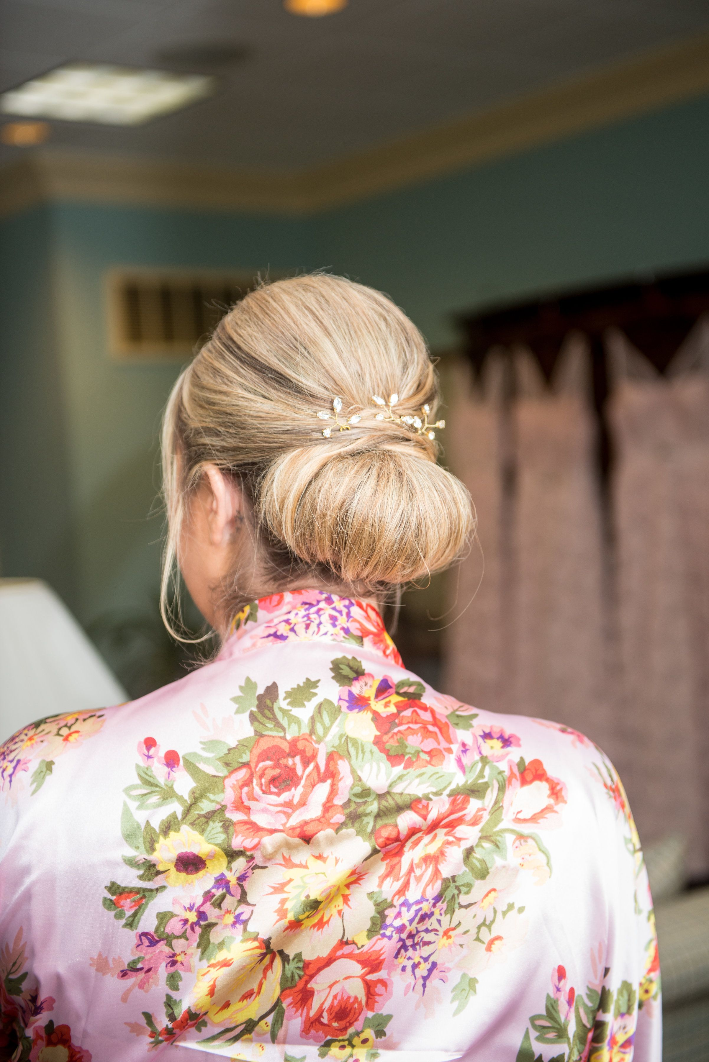 matron of honor #bridesmaidhairstyles | to have and to hold