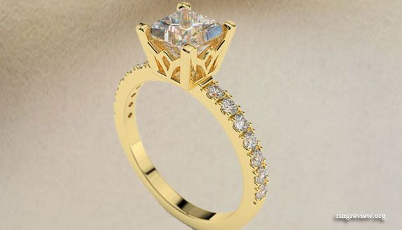 The Beauty Design From Famous Engagement Ring Designer