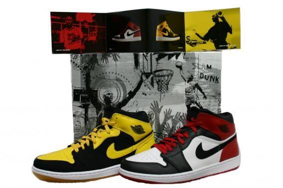 Air Jordan 1 - Old Love New Love Pack