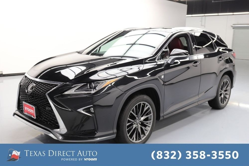 For Sale 2016 Lexus RX FSPORT 4dr SUV Texas Direct Auto