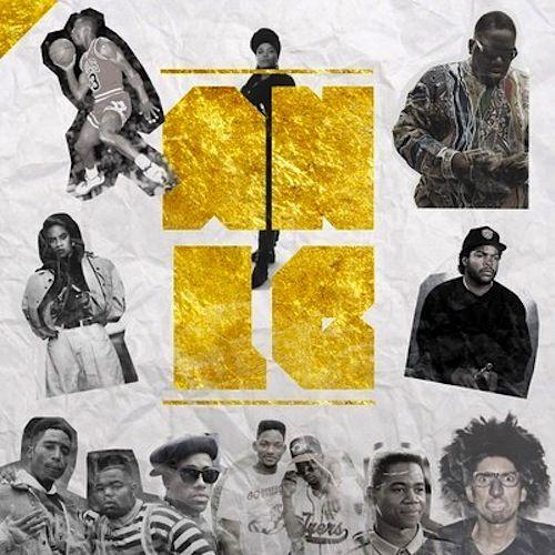 "Analog | Division – ""Golden"" (Free Remix-Tape w/ Notorious B.I.G., De La Soul, Das EFX, J. Dilla, ATCQ + more)"