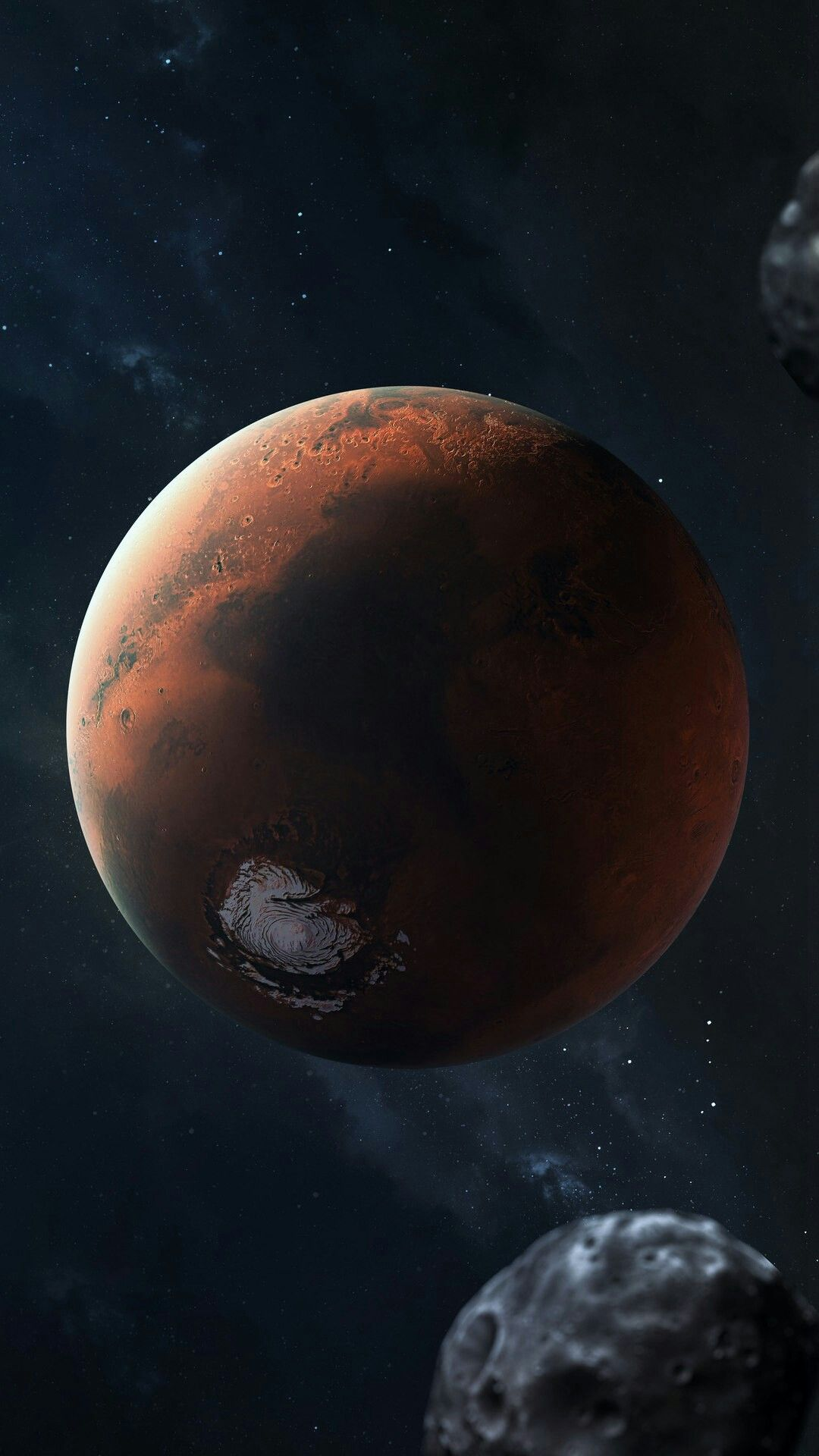 Our beautiful planet Mars | Planets wallpaper, Planets ...