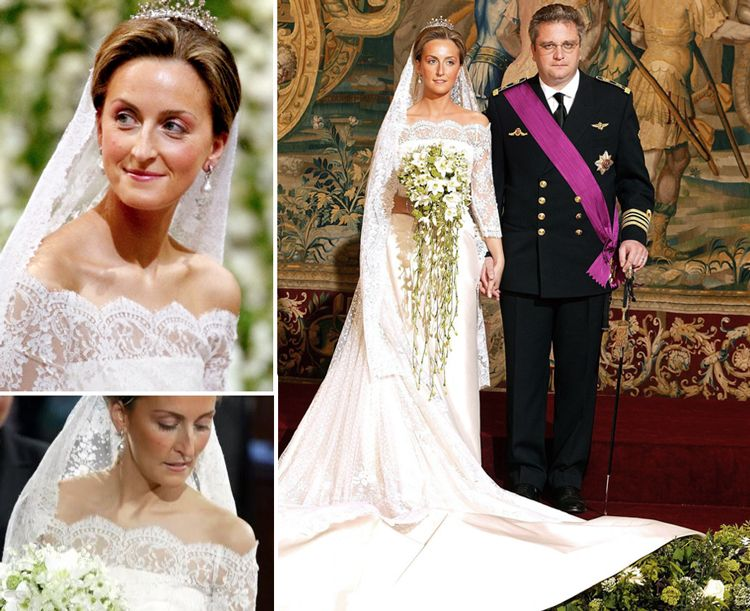 Real Royal Weddings: Real Life Princess Brides: Top 10 Royal Wedding Looks