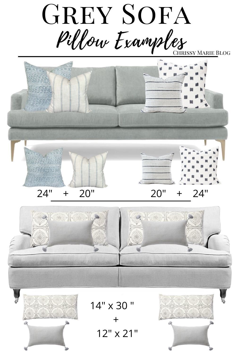 The Right Throw Pillows For Your Gray Sofa Simple Formulas That Help You Get It Right As Throw Pillows Living Room Grey Couch Living Room Living Room Pillows Throw pillows for grey couch