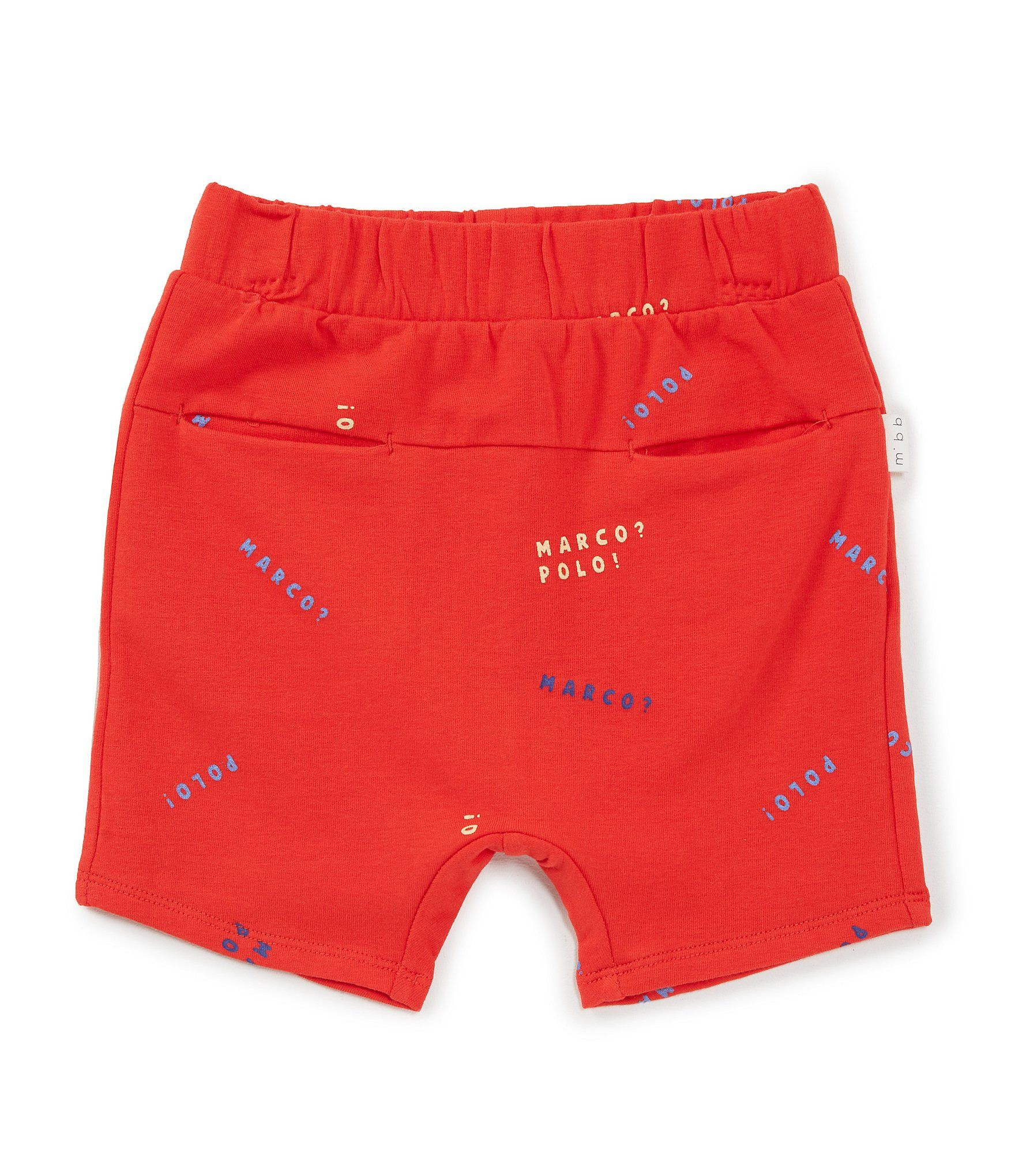 Photo of Miles Baby Baby Boys 12-24 Months Marco Polo Knit Shorts | Dillard's