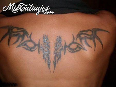 diseño tatuajes pecho y espalda - Buscar con Google kim