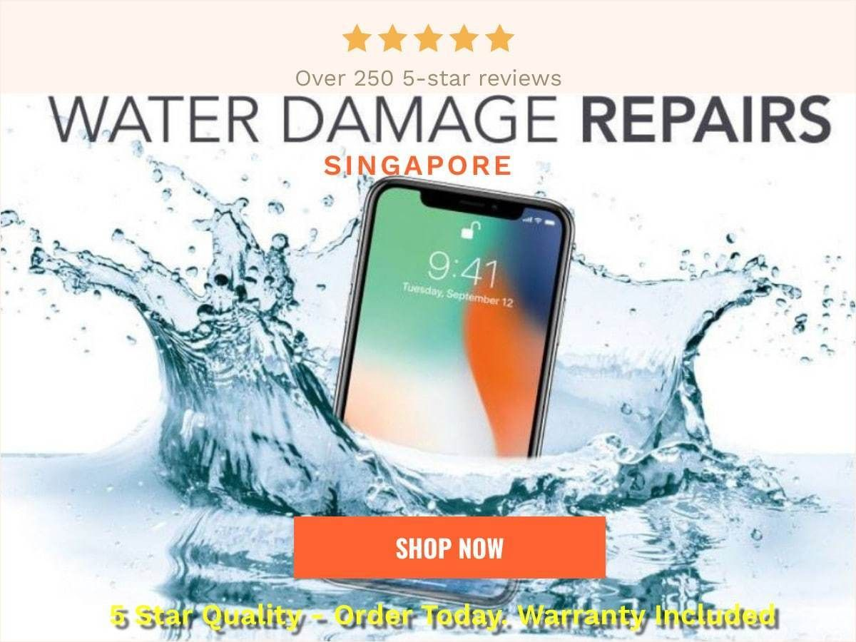 As Apple warranty does not cover iPhone cause by liquid