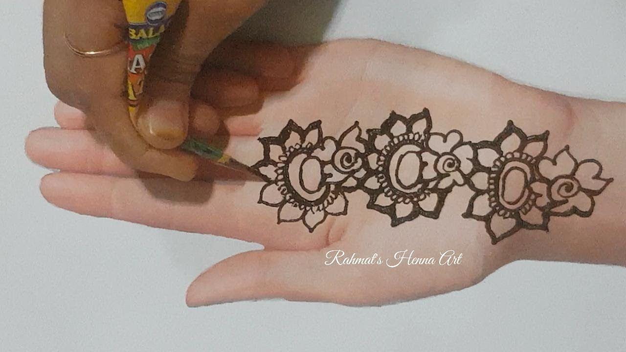 30 30 30 Arabic Mehndi Design New Mehndi Design Trick New Mehndi De Mehandi Designs Henne Mani Mehandi