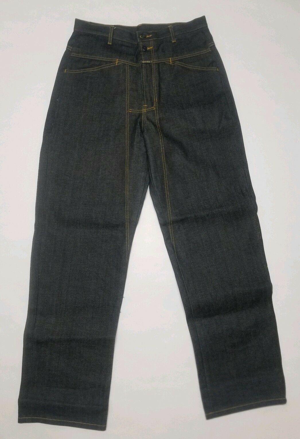 5f3195c4 Details about Marithe Francois Girbaud Dark Wash Denim Jeans Mens 38 ...