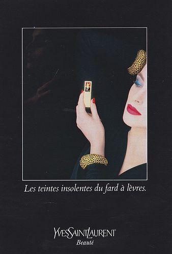 YSL 1984 | HonorataQueen | Flickr