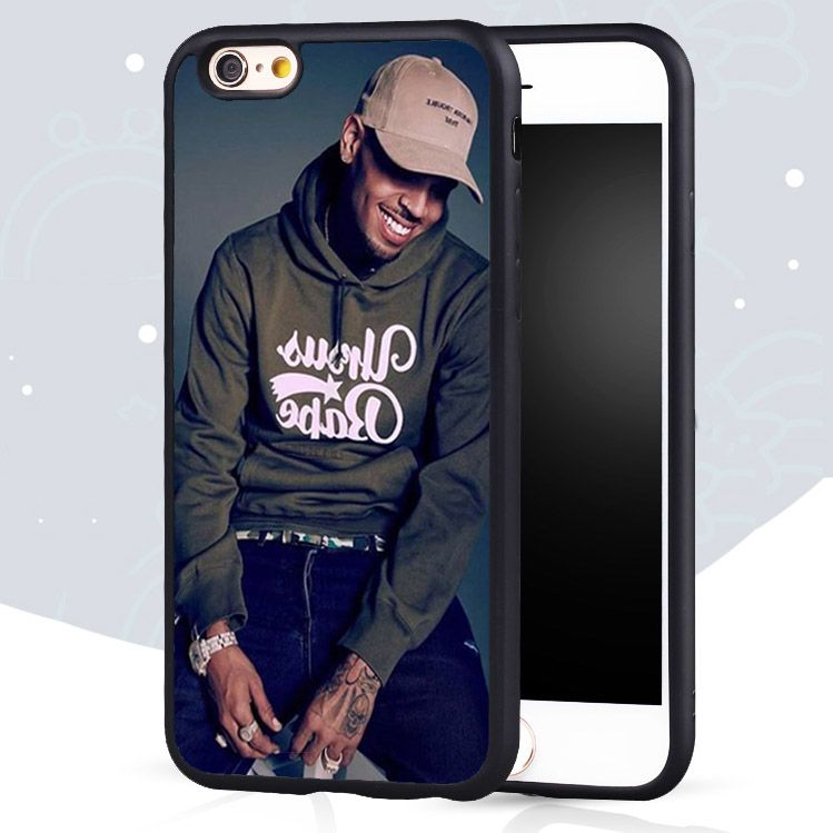 Chris Brown Pyramid iphone case