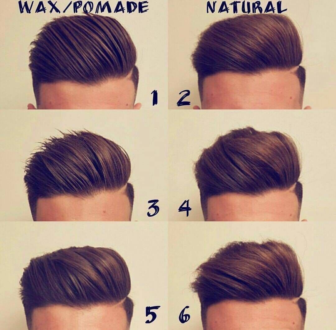 Which Side Do You Lean Towards Our Biofuse Wax Or Pomade Can Give You The Ones On The Left And If Y Mens Hairstyles Thick Hair Hair Styles Thick Hair Styles