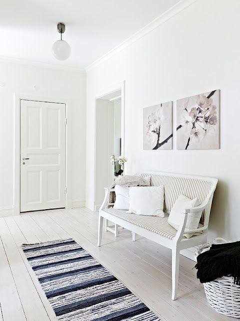 This Or That The Benchmark On Entryway Seating Hallway Seating Home Interior