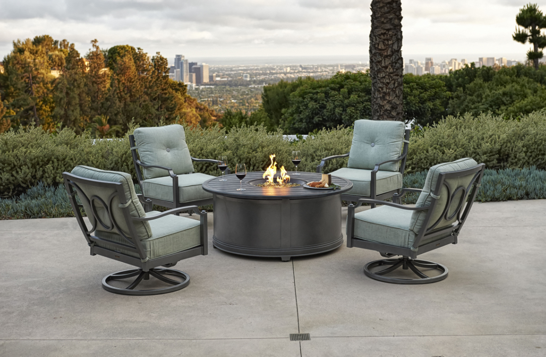 Pin By Sunvilla Outdoor On Trending Now Fire Pits Patio Furniture Sets Outdoor Furniture Sets Outdoor