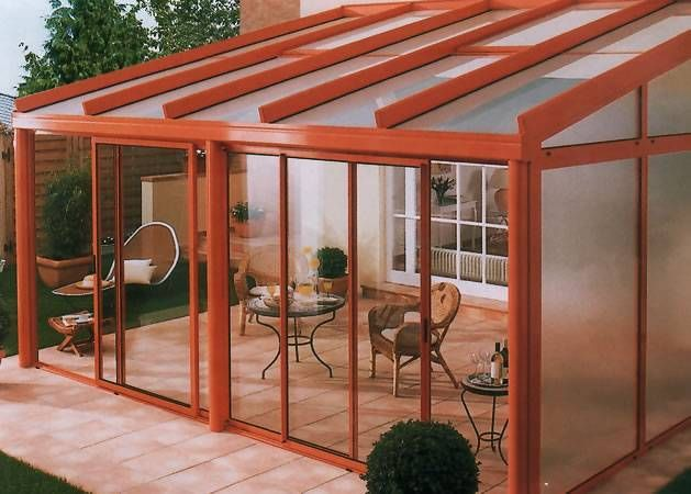 Veranda in legno fai da te legno teras patio enclosures pergola e garden gazebo - Verande da giardino in legno ...
