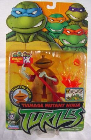 Amazon Com Teenage Mutant Ninja Turtles Tmnt Foot Fire Mystic