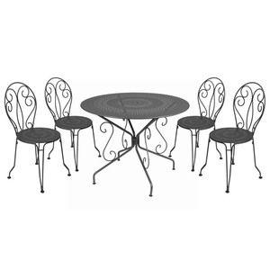 EXTERIEUR] Salon de jardin MONTMARTRE - Fermob | 160801 | Pinterest