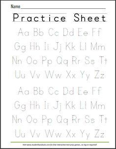 Free printable handwriting abc worksheet now that evie for Learning to write alphabet templates