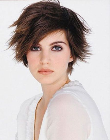 12+ Short hair flipped out trends