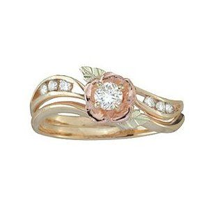 Unique I Like It Black Hills Gold Rings Black Hills Gold Jewelry Black Hills Gold Wedding Rings