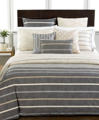Modern Colonnade Bedding Collection 400 Thread Count 100