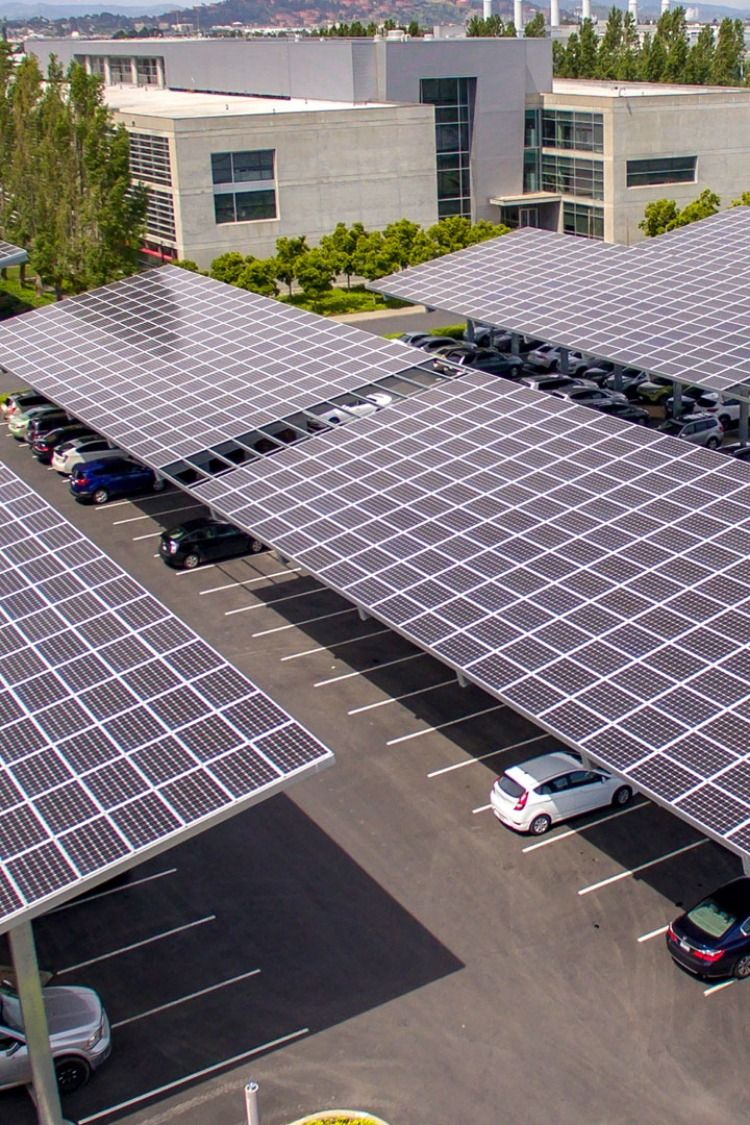 Franchise Tax Board In Sacramento California Carport Designs Solar Pv Panels