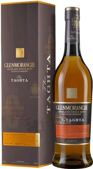 Glenmorangie Taghta Single Malt #Scotch Whisky. Matured in traditional oak and ex-manzanilla sherry casks, this whisky is the world's first crowd-sourced #whisky. | @Caskers