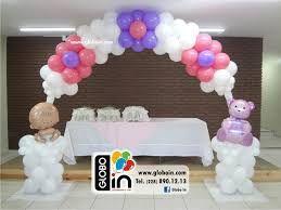 Risultati immagini per arco de globos para niño