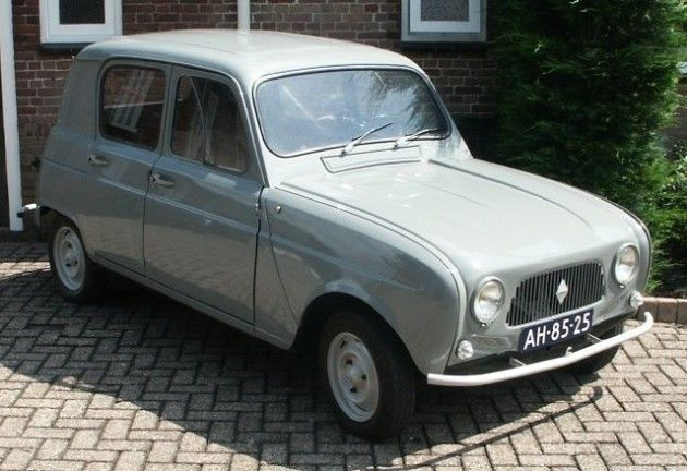 Stubs Auto - Renault 3 (1961-1962) | Voiture renault, Voiture, Voitures anciennes