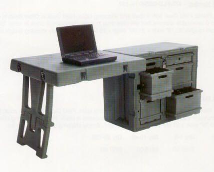 Hardigg Field Desk Cases from APG   Field office ...