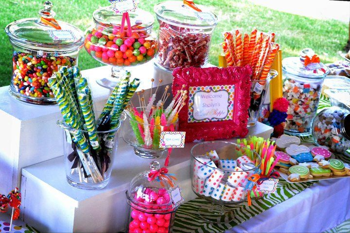 Love The Candy Display