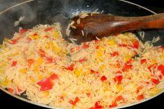 Nandos Portuguese Rice (Copycat Recipe)