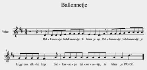 jules ballon liedje - Google zoeken