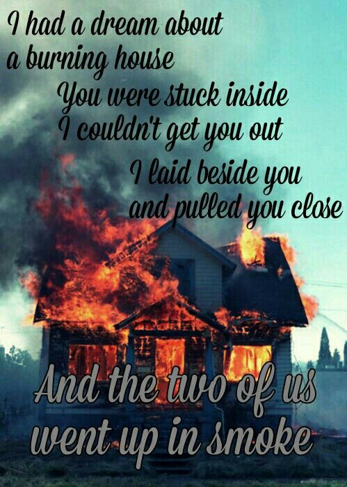 Burning house Cam